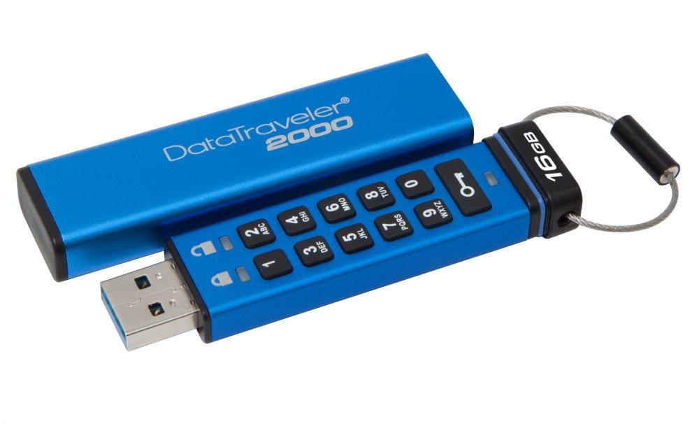Kingston, USB Bellekte Güvenliği Bir Adım İleriye Taşıdı