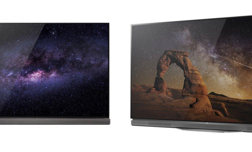 LG 4K HDR özellikli OLED TV serisini CES 2016'da tanıttı