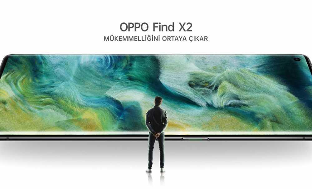 OPPO, çok yönlü amiral gemisi Find X2 serisini canlı video konferansla tanıtacak...