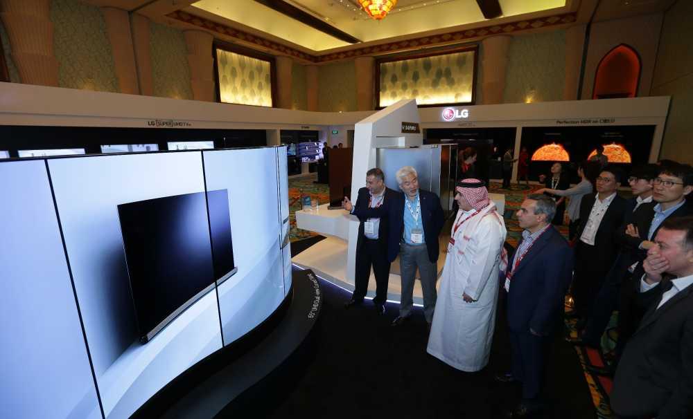 Ortadoğu ve Afrika Bölgesi LG InnoFest 2016 için bir araya geldi