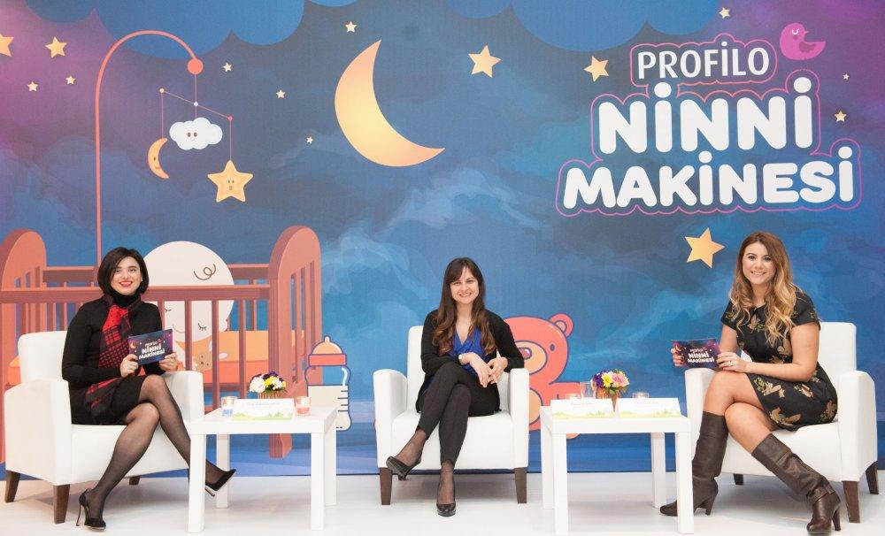 Profilo Ninni Makinesi ile rahat bir uyku hayal değil!