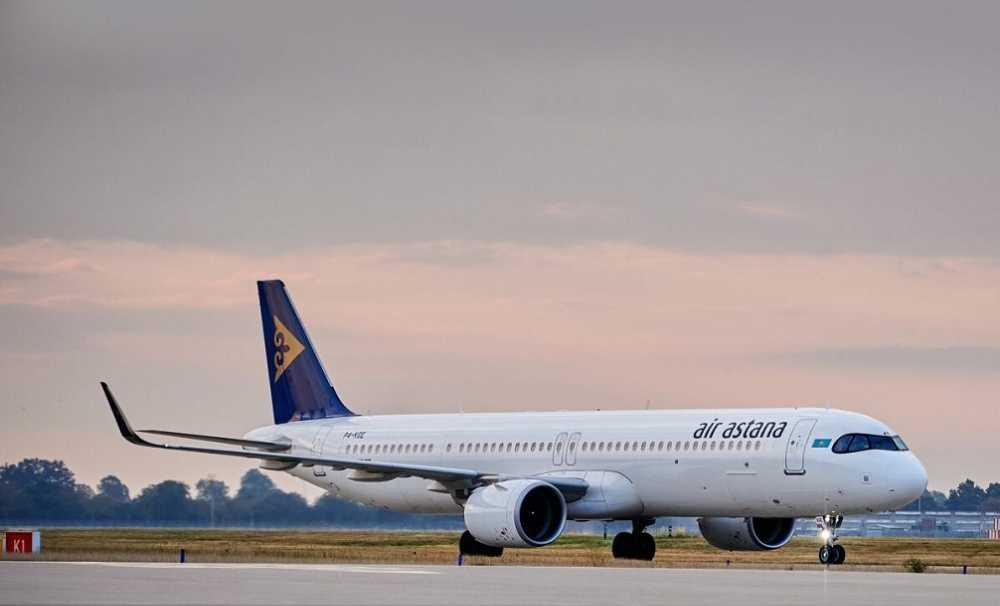 """Air Astana, """"Orta Asya'nın En İyi Havayolu""""seçildi."""
