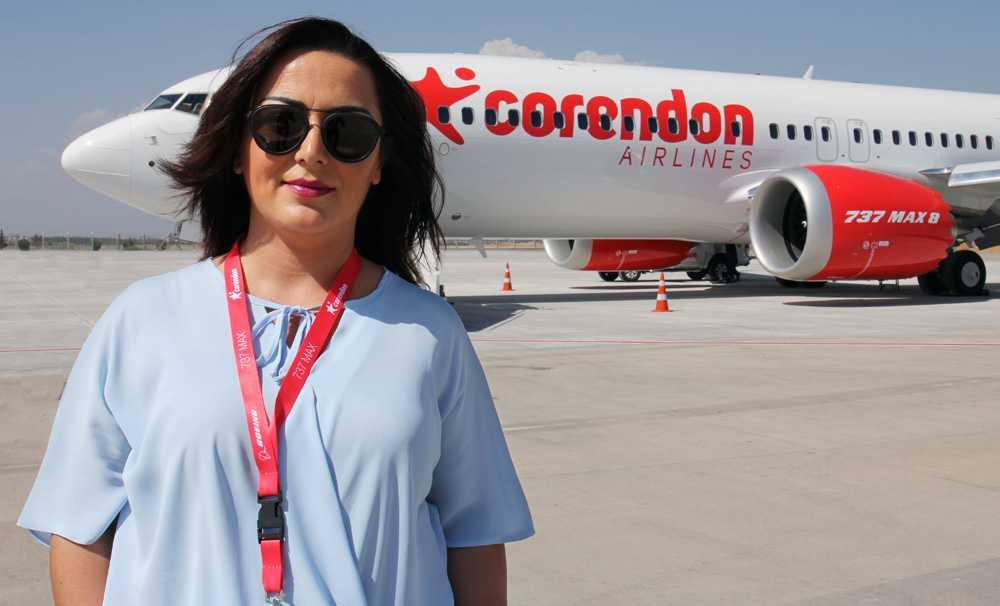 Corendon Airlines Alman pazarında bir kez daha kapasite artışına gidiyor!