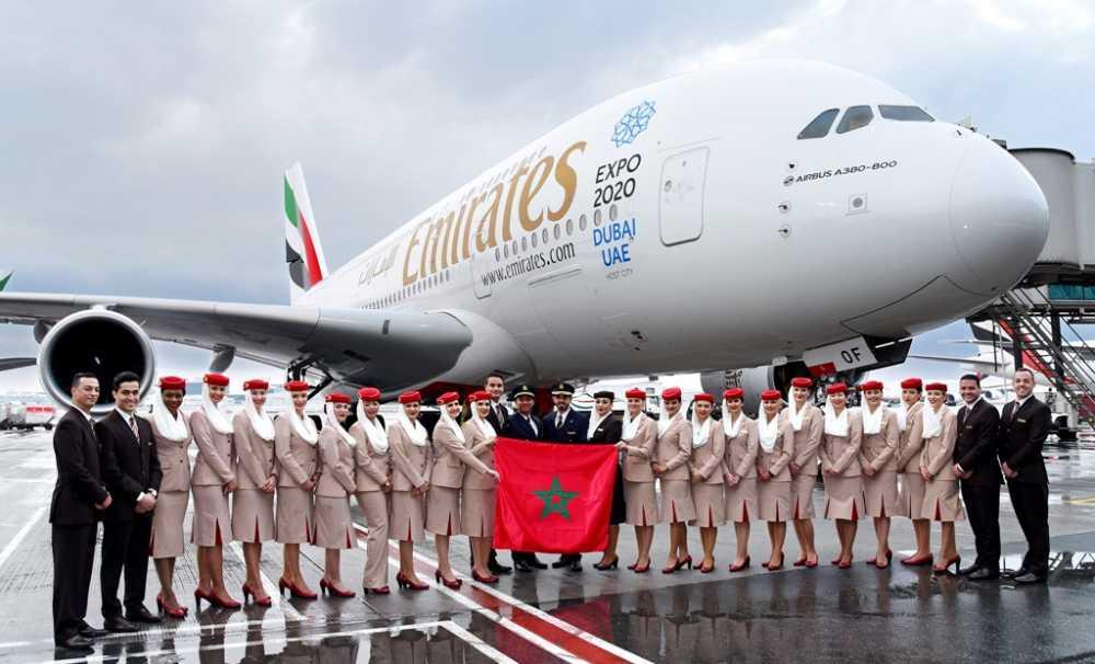 Emirates, A380 İle Aynı Günde Üç Kıtada Üç Yeni Noktaya Uçtu