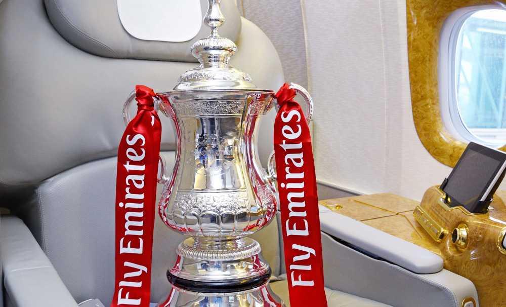 Emirates, FA Cup Sponsorluğunu 2021'e Kadar Uzattı