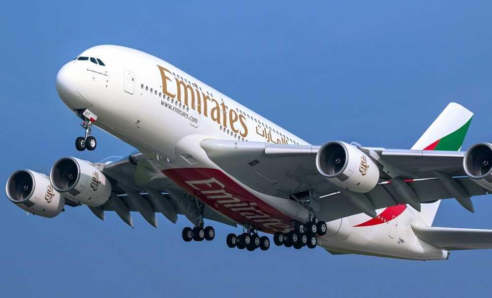 Emirates'in A380 ağının büyüme hızı artıyor...