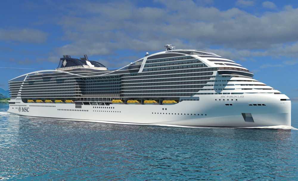 Msc Cruises Kuzey Amerika - Portmiami'de kruvaziyer terminali oluşturuyor