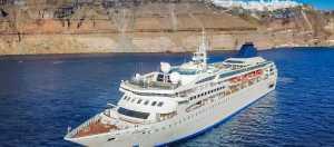 Miray Cruises, satın aldığı lüks yolcu gemisi ile büyük bir yatırıma imza attı.