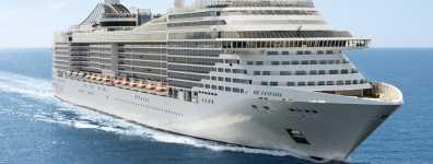 MSC Fantasia Zenginleştirilmiş Rotasıyla Hayallerinizdeki Akdeniz Yaz Tatilini Sunuyor