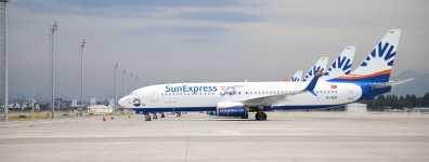 SunExpress Londra uçuşlarına başladı...