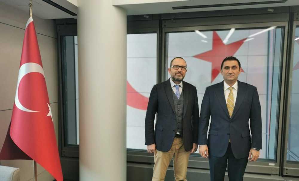 GTD  Başkanı Türk Mutfağı ve ürünlerini Amerika'da tanıtıyor...