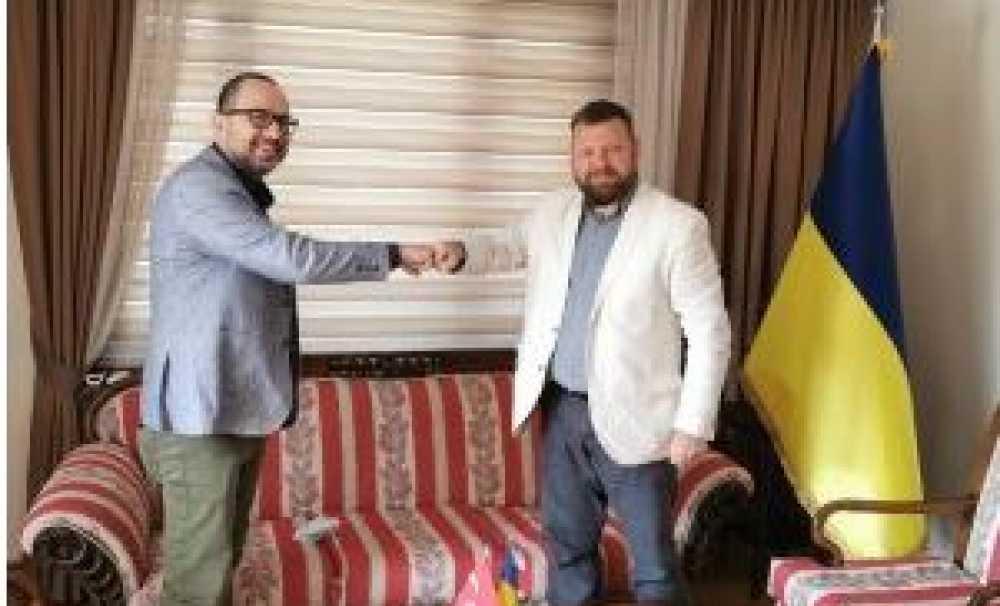 Türkiye Gastronomi Turizmi Derneği Ukrayna Hükümeti İle protokol imzaladı.