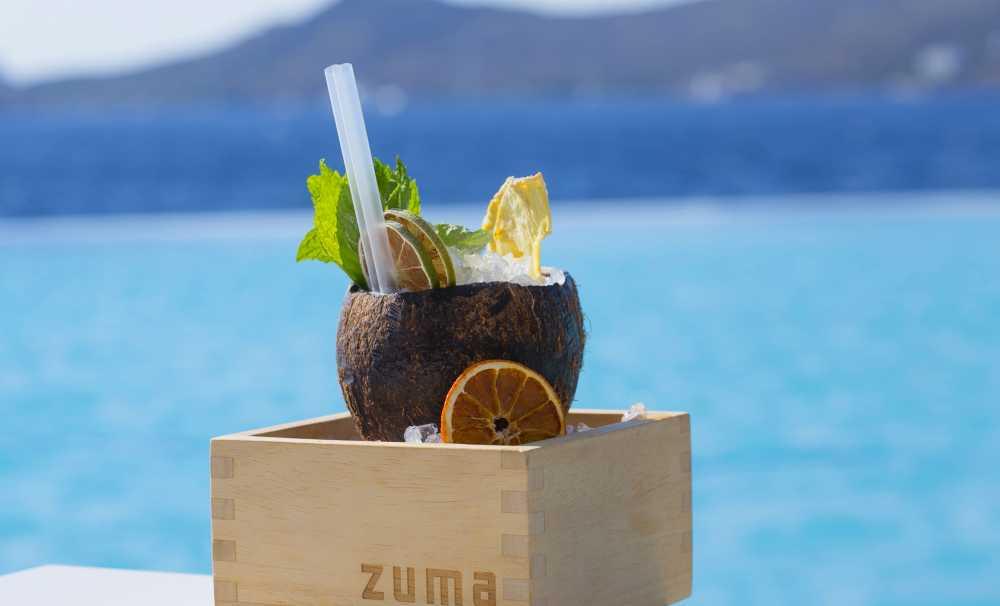 Zuma Bodrum Benzersiz Konumu İle Yaz Aylarının En Keyifli Adreslerinden