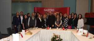 Gastro Talks Şubat ayı konuğu Demet Sabancı Çetindoğan oldu.