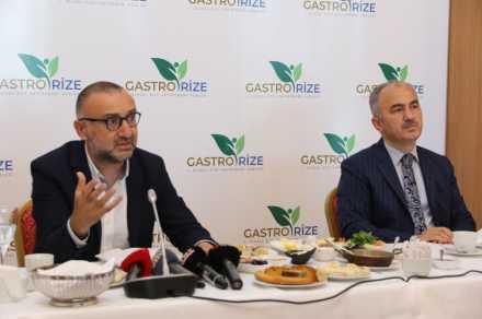 GastroRize günleri 1-3 Temmuz tarihlerinde gerçekleşecek.